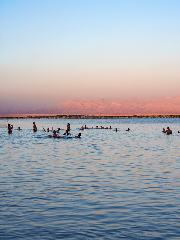 seascapes series of landscape photographs by ethan feuer: dead sea