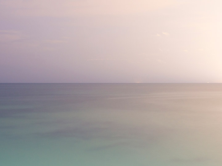 seascapes series of landscape photographs by ethan feuer: middle sea