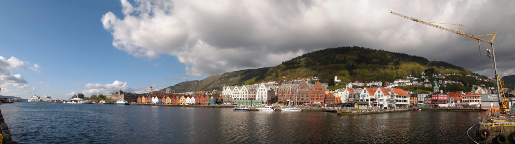 bergen norway waterfront